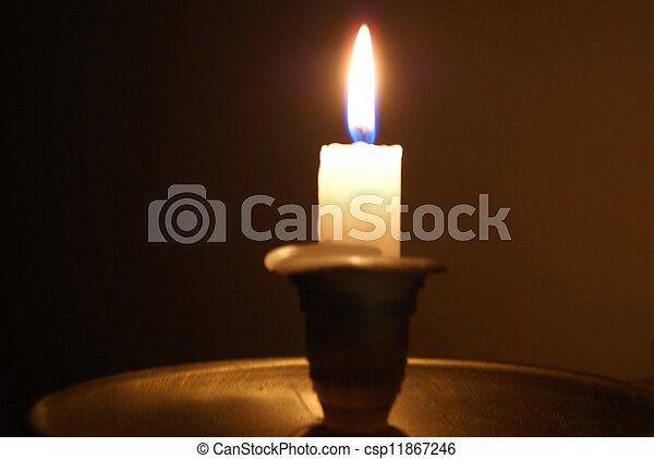 candle 5 - csp11867246