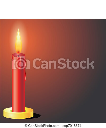 candle - csp7018674