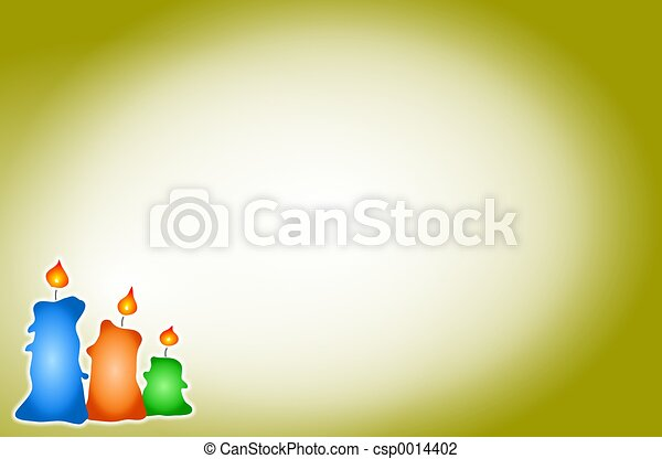 Candles Background - csp0014402