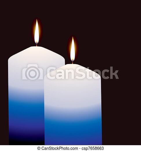 candles - csp7658663