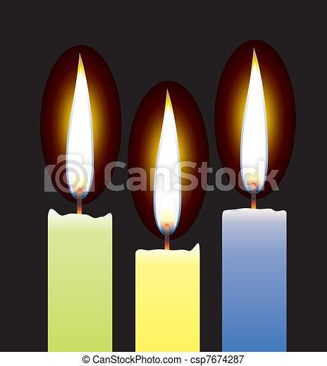 candles - csp7674287