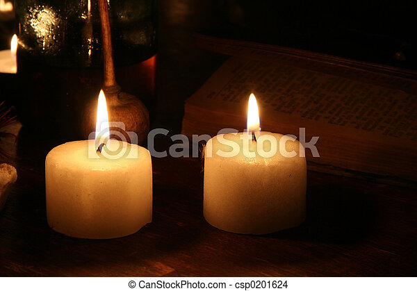 Candles in the Dark - csp0201624