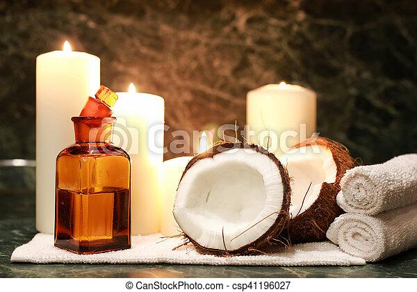 kokosnødolie