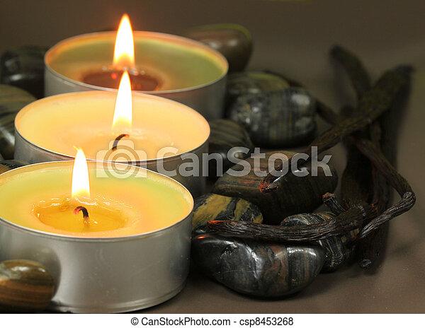 Candles spa - csp8453268