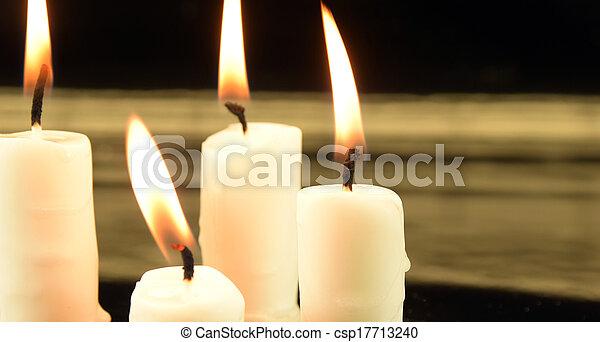 candles - csp17713240
