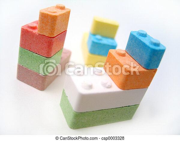 Candy Blocks II - csp0003328