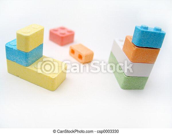Candy Blocks III - csp0003330