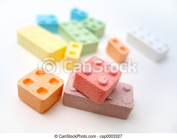 Candy Blocks - csp0003327