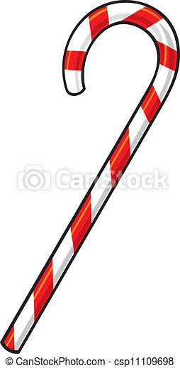 Candy cane - csp11109698