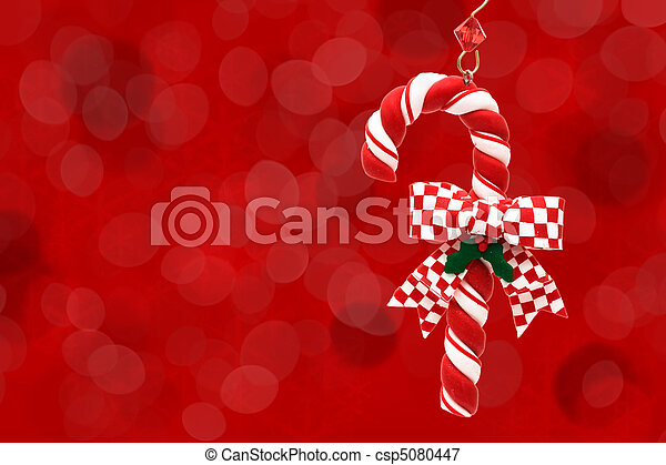 Candy Cane - csp5080447