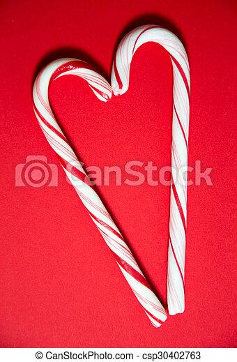 Candy Cane - csp30402763