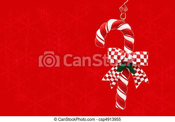 Candy Cane - csp4913955