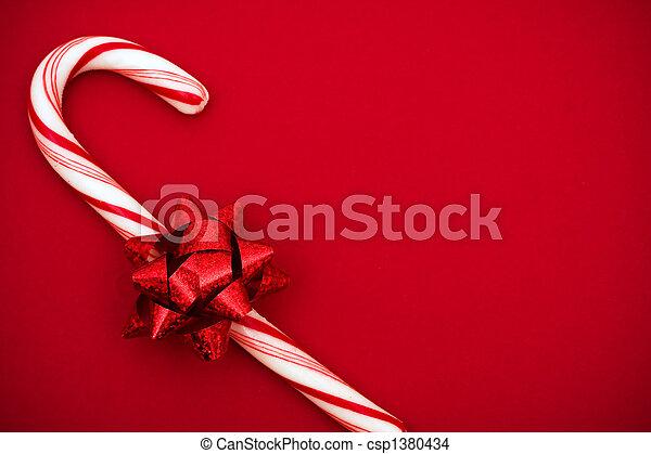 Candy Cane - csp1380434
