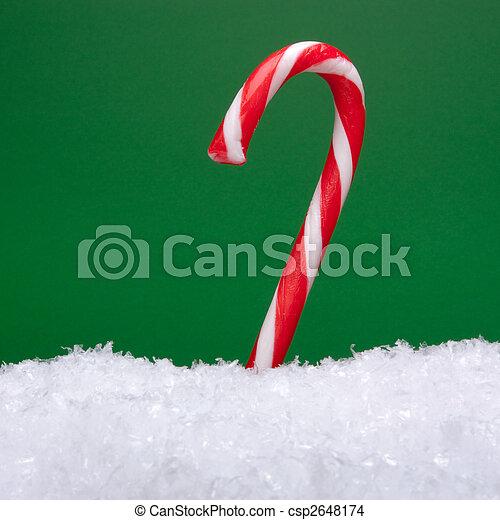 Candy Cane - csp2648174
