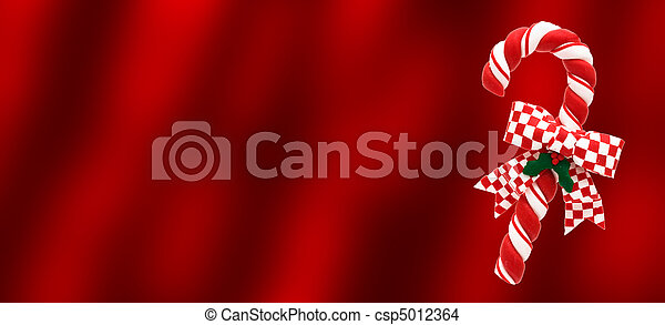 Candy Cane - csp5012364