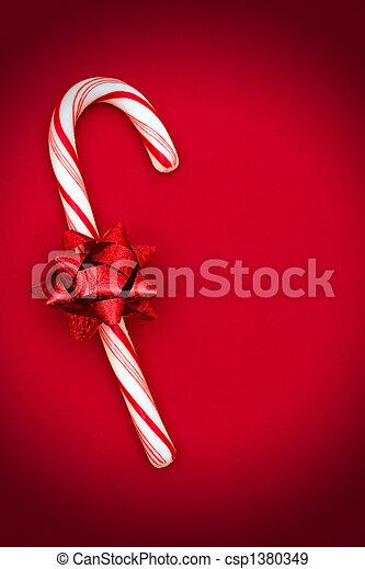 Candy Cane - csp1380349