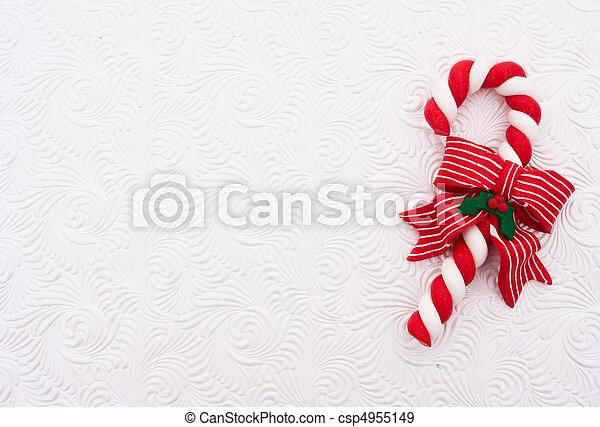 Candy Cane - csp4955149