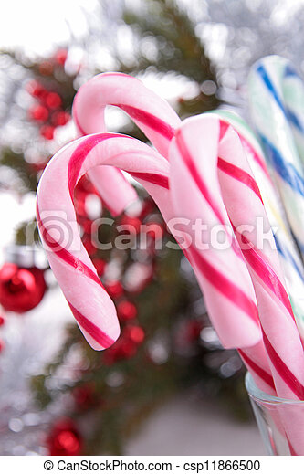 candy cane - csp11866500