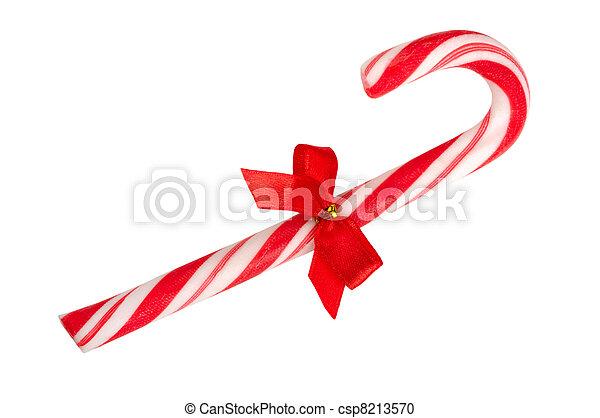 candy cane - csp8213570