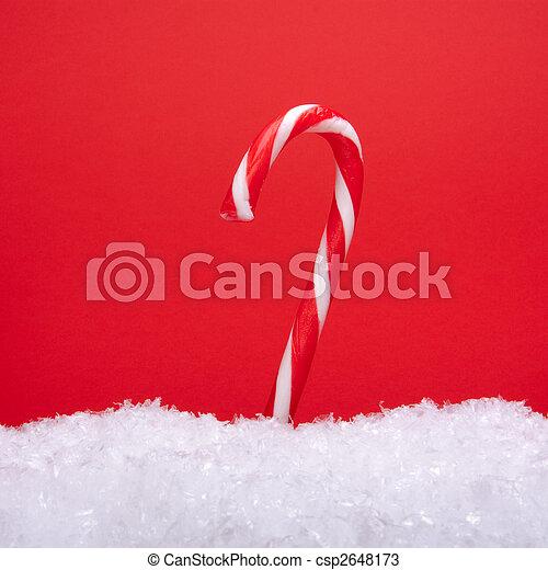 Candy Cane - csp2648173