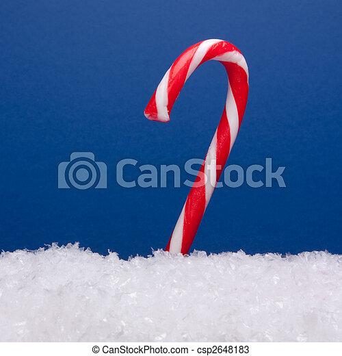 Candy Cane - csp2648183