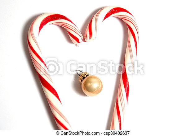 Candy Cane - csp30402637