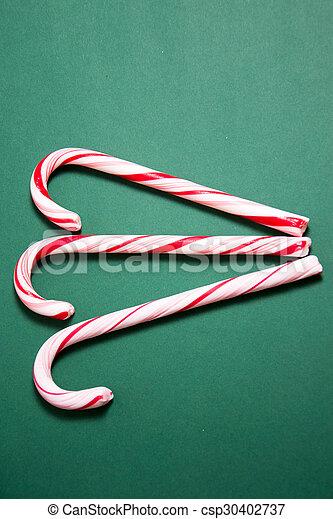 Candy Cane - csp30402737