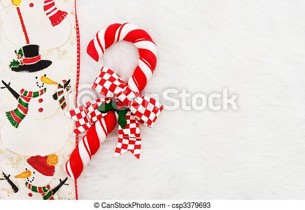 Candy Cane - csp3379693