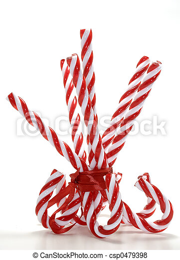 Candy Canes - csp0479398