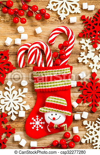 candy canes - csp32277280