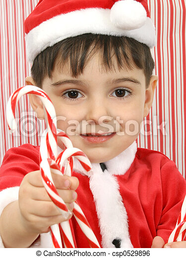Candy Canes - csp0529896