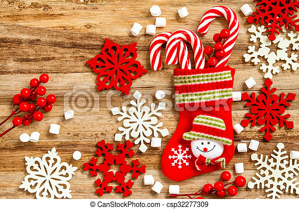 candy canes - csp32277309