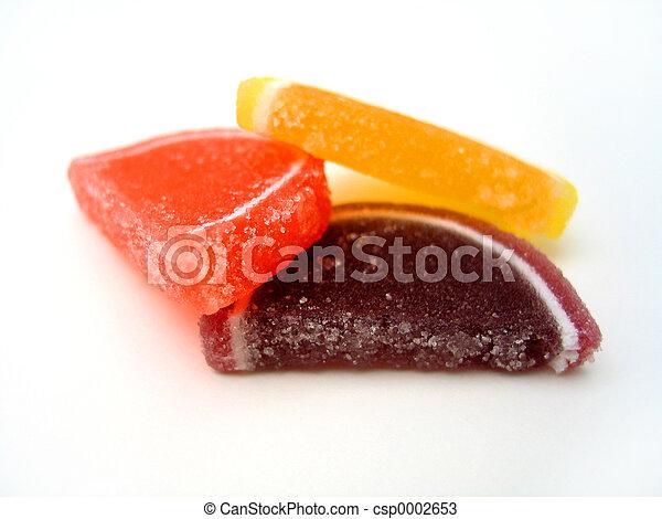 Candy Fruit 1 - csp0002653