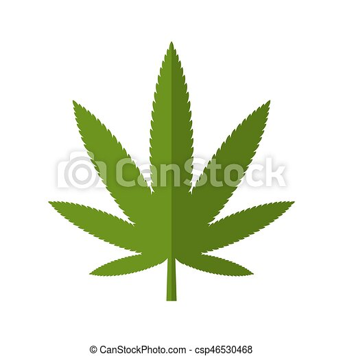 cannabis leaf icon flat style marijuana logo vector rh canstockphoto com marijuana clip arte marijuana clipart black and white