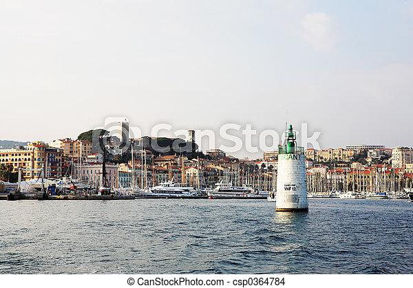 Cannes #47 - csp0364784