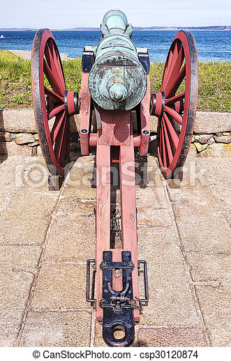 Cannon Rear View - csp30120874