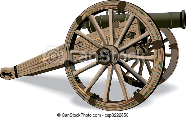 cannon images and stock photos 18 314 cannon photography and rh canstockphoto com Revolutionary War Weapons Revolutionary War Swords