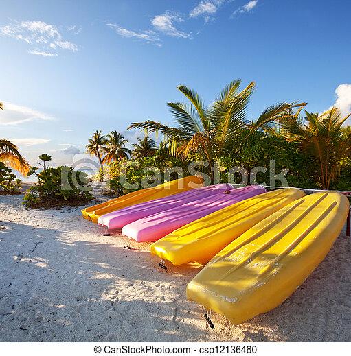 Canoe - csp12136480