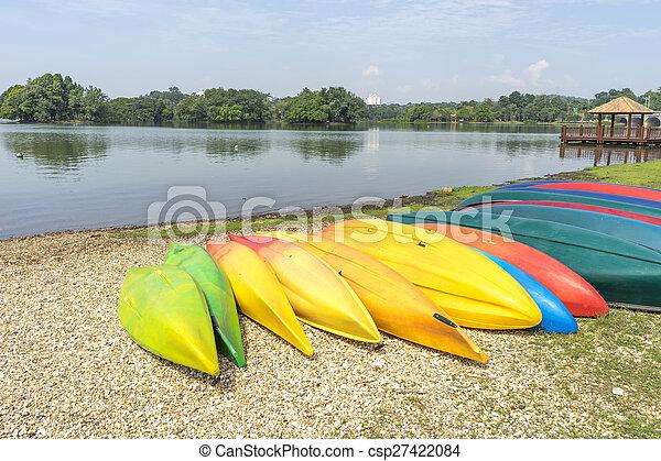 Canoe - csp27422084