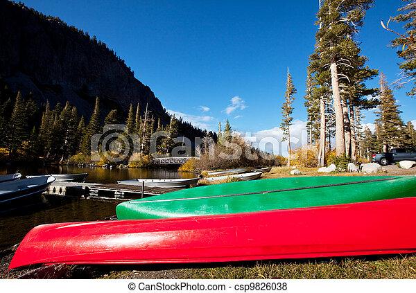 Canoe - csp9826038