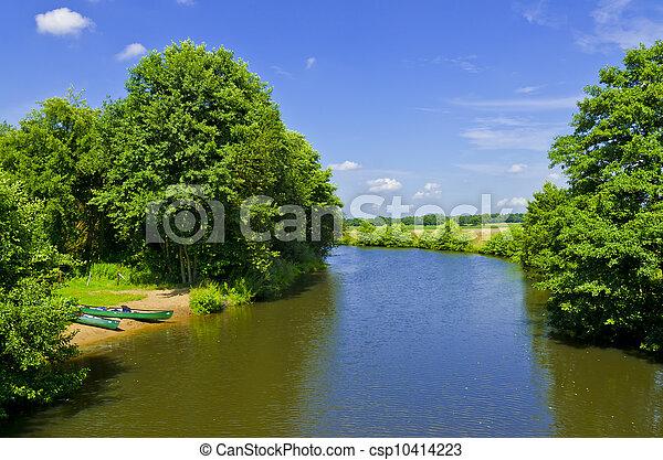 Canoe - csp10414223