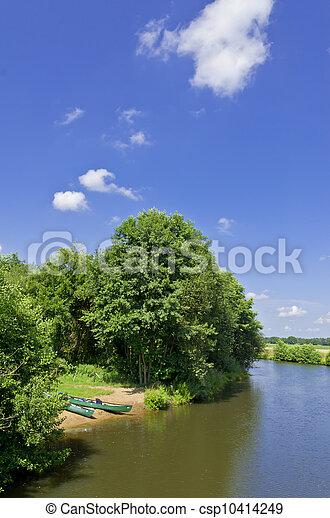 Canoe - csp10414249