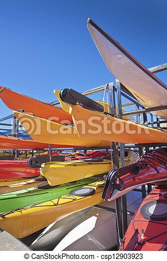 canoe - csp12903923