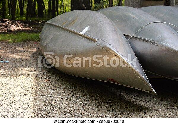 Canoe - csp39708640