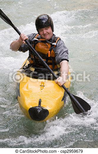 canoe - csp2959679