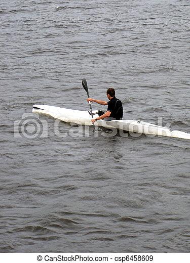 canoe - csp6458609