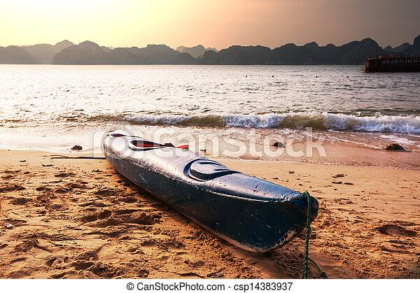 Canoe - csp14383937