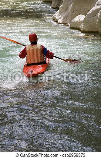 canoe - csp2959373