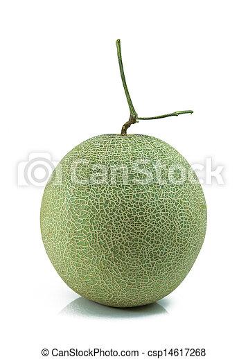 cantaloupe melon - csp14617268