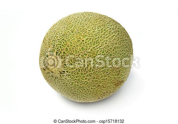 cantaloupe melon - csp15718132